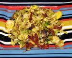 American Superb Stir Fried Brussels Sprouts Dinner
