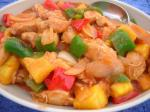 American Sweet and Sour Chicken 46 Dinner