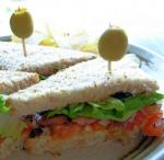 American Diet Right Blt Appetizer