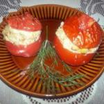 American Tomatoes Surprise Appetizer