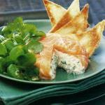 Canadian Pate of Salmon and Watercress Dessert