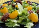 Canadian Mandarin Orange Salad With Sugared Pecans Dessert