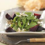 Canadian Warm Roasted Beet Salad Dessert