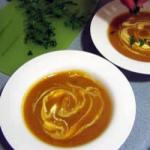 American Roasted and Curried Butternut Squash Soup Recipe Dessert
