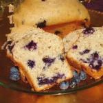 French Blueberry Bread I Recipe Appetizer