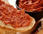 American Roast Pepper Spread With Walnuts and Garlic Appetizer