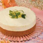 Canadian White Chocolate Lime Mousse Cake Dessert