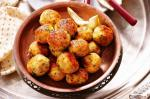 American Chicken and Pine Nut Meatballs Recipe Appetizer