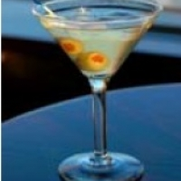 American Dirty Martini Alcohol
