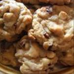 British Cookie Day - White Chocolate Macadamia Cranberry Dreams Dessert