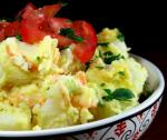 South African South African Inspired Potato Salad Appetizer