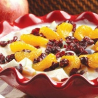 Armenian Fruit Harvest Salad Dessert