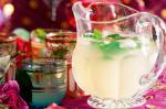 American Rosewater Lemonade Recipe Appetizer