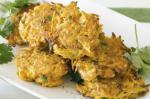American Carrot Fritters Recipe 3 Appetizer