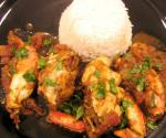 American Hot Hot Crab Curry Appetizer