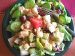 American Low Carb  Waldorf Salad Appetizer