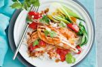 American Grilled Sweet And Sour Chicken Recipe Appetizer