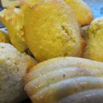 American Madeleines Almonds Appetizer