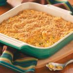 American Scalloped Corn Bake Appetizer