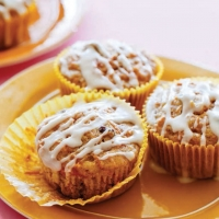 Canadian Maple Glazed Carrot Cupcakes Dinner