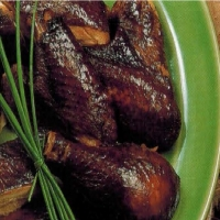 American Smoked Five Spice Chicken Appetizer