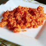 Chinese Scrambled Eggs and Tomatoes 2 Appetizer