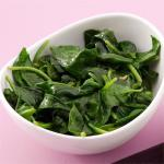 Canadian Sauteed Spinach 7 Appetizer