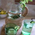 Canadian Water Mint and Cucumber 1 Appetizer