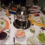 American East Asian Fondue and Fondue Sauces Dinner