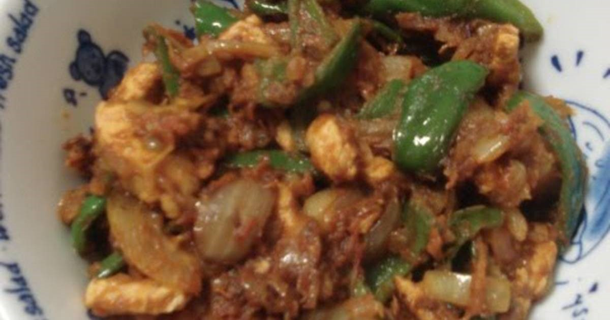 Indian Indian Green Bell Pepper And Chicken Curry Home Style Chicken Jalfrezi 4 Dinner