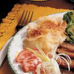 American Scalloped Potatoes and Onions 4 Appetizer