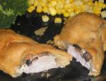 American Super Easy Chicken in a Blanket Dinner