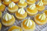 Lemon Dream Tassies  Cookie Cups cookie Mix recipe