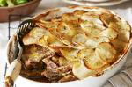 American Potatotopped Lamb Casserole Recipe Appetizer