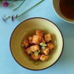 Japanese Fried Tofu agedashi Tofu Appetizer