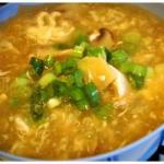 Hot and Sour Chicken Soup Recipe  recipe