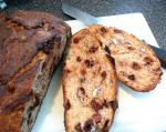 American Chocolatecherry Pecan Bread Dessert