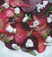 American Marinated Beet Salad Dinner