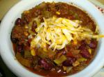 Chilean Rustlers Chili Con Carne With Beans Dinner