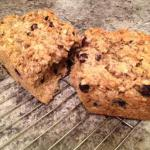 American Blueberry Banana Bread Dessert
