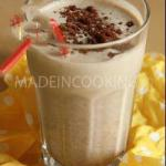 Canadian Milkshake to the Brownies Dessert