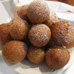 Russian Frittelle Di Ricotta to the Federation Appetizer