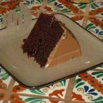 Irish Chocolate Cake with Guinness Dessert