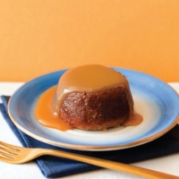 Canadian Sticky Toffee Pudding Dessert