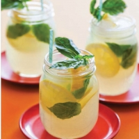 Italian Vodka Basil Lemonade Alcohol