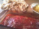 American Sunday Meatloaf Appetizer