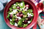 American Beetroot Watercress And Goats Cheese Salad Recipe Dessert