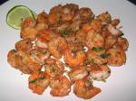 American Szechuan Peppersalt Prawns Dinner