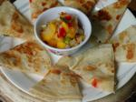 American Cheese Quesadillas 2 Appetizer