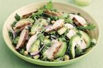 Canadian Chicken Chickpea And Avocado Salad Recipe Appetizer